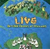 """CD """"LIVE"""" Bamidele Dancers & Drummers"""